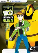 Poster undefined  Ben 10: Ultimate Alien (TV seriál)