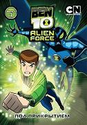 Poster undefined  Ben 10: Alien Force (TV seriál)