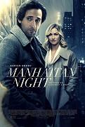 Poster undefined          Manhattan Night