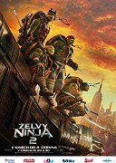 Film Želvy Ninja 2 online zdarma