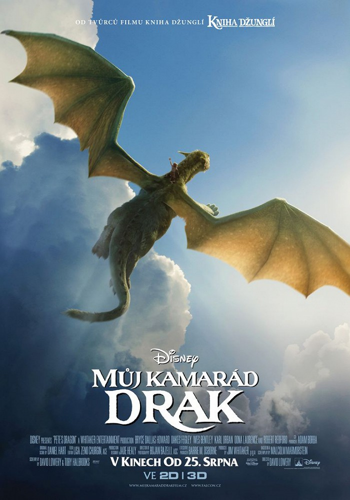 Můj kamarád drak 3D