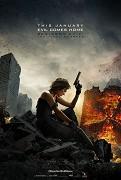 Poster undefined          Resident Evil: Poslední kapitola