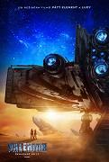 Poster undefined          Valerian a město tisíce planet