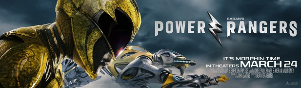 Re: Power Rangers: Strážci vesmíru / Power Rangers (2017)