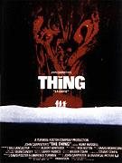 Poster k filmu Věc