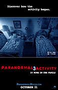 Poster k filmu Paranormal Activity 3
