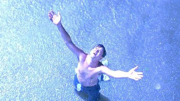 Andy Dufresne asi bych jen dodala...žijeme jen jednou