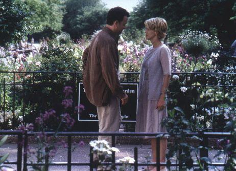 Joe Fox v podání Toma Hankse a Meg Ryan jako Kathleen Kelly...může být lepší pár?