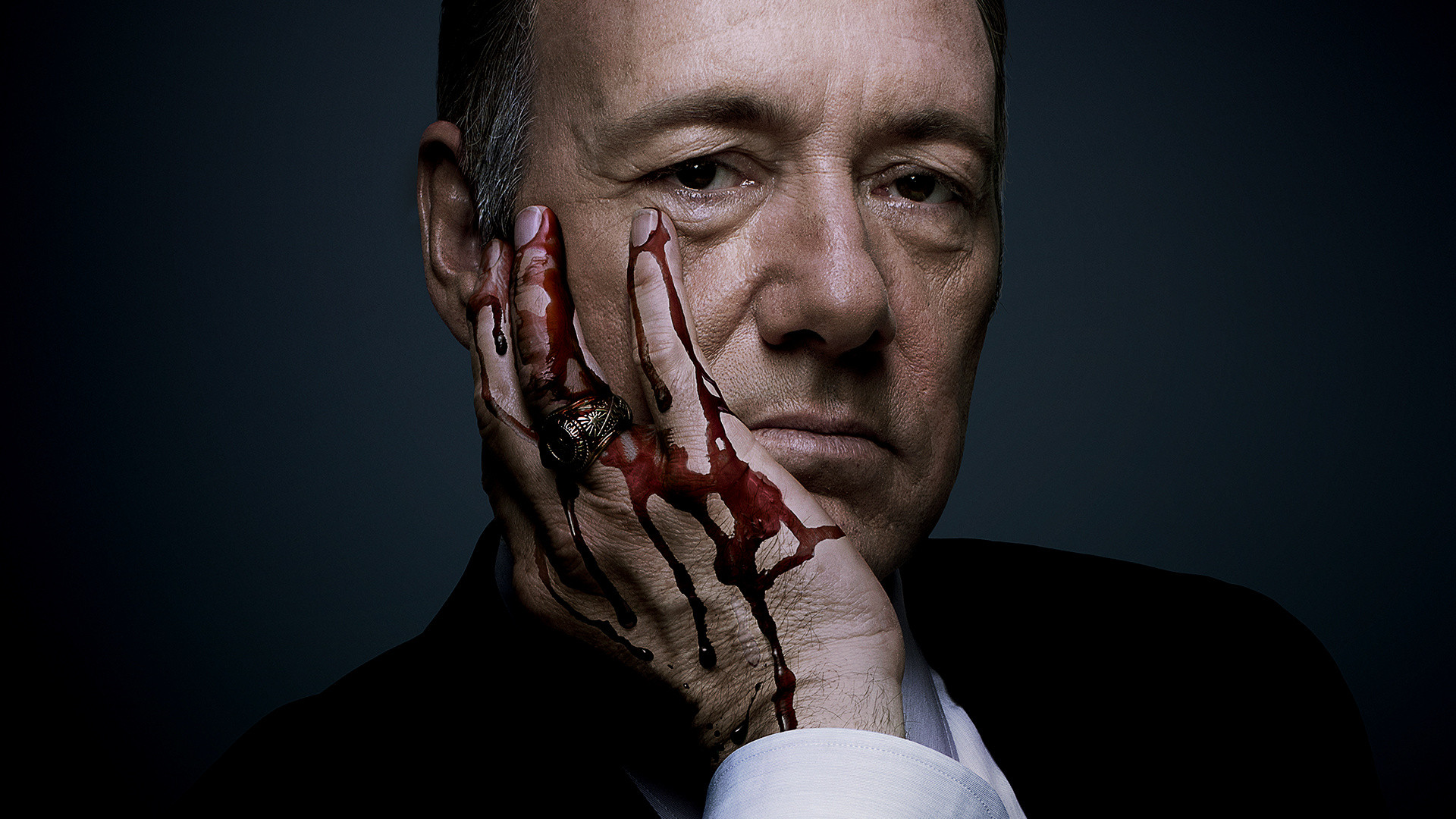 Frank Underwood for the President ....