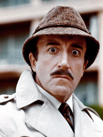 Jacques Clouseau (např. Komisař Clouseau na stopě)