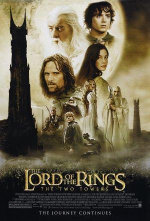 Pán prstenů - Dvě věže