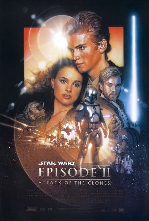 Star Wars Epizoda II - Klony útočí