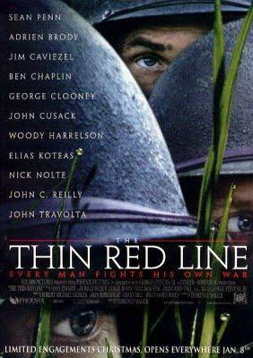 Tenká červená čiara