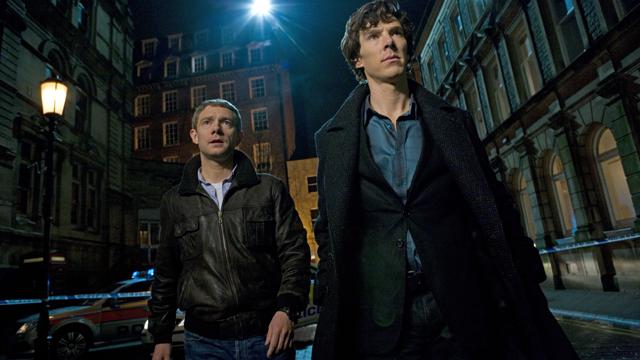Sherlock, John Watson - Sherlock