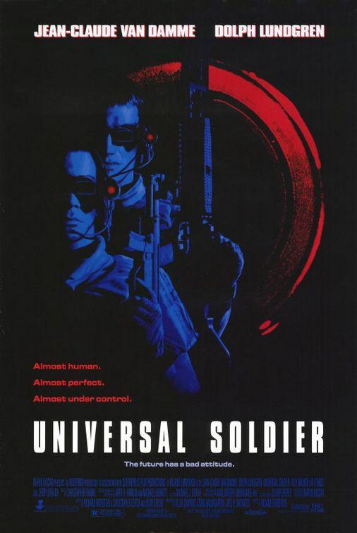 Univerzální voják / Universal soldier (1992)