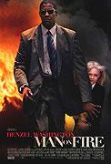 Muž v ohni