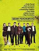 Poster k filmu        Sedm psychopatů