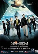 Poster k filmu        X-Men: První třída