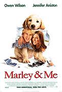 Poster k filmu        Marley a já