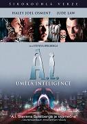 Poster k filmu        A.I. Umělá inteligence