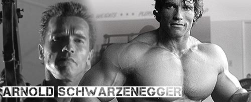 Arnold Schwarzeneger