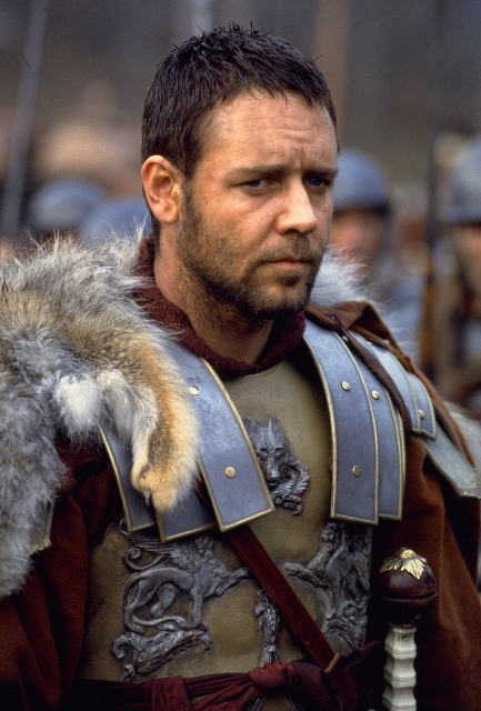 Russell Crowe - Maximus (Gladiátor)