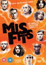misfits /misfits: zmetci/