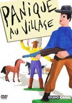 panique au village /panika v městečku/