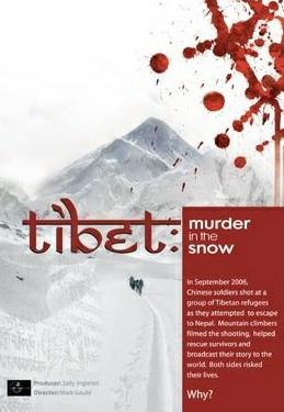 Tibet murder in the snow