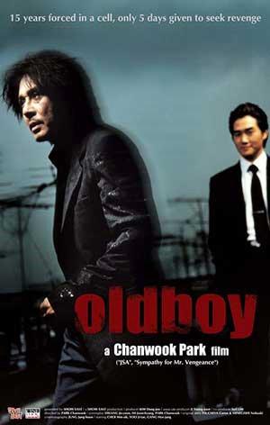 Oldeuboi - Old Boy