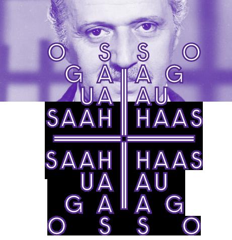 výstava Hugo Haas v USA 40–62