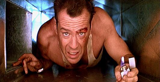 Bruce Willis - Smrtonosná past 1, 2, 3, 4
