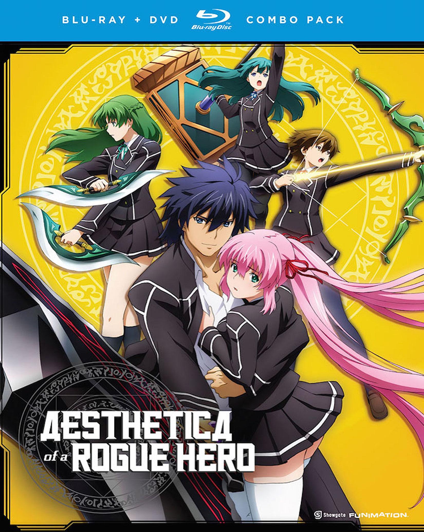 Aesthetica of a Rogue Hero