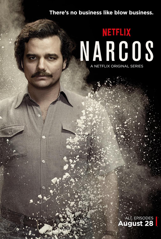 Výsledek obrázku pro NARCOS