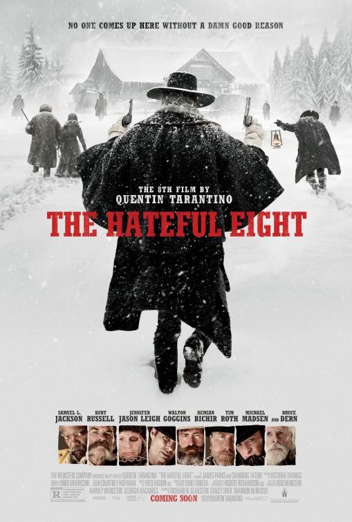 the hateful eight /osm hrozných/