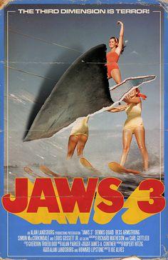 jaws 3 /čelisti 3/
