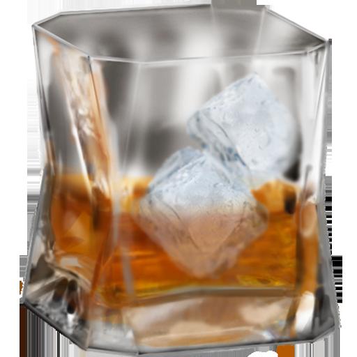 BR glass icon