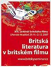 Obrázek k novince Britská literatura v britském filmu (29.11. - 2. 12.)