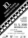 Obrázek k novince 10. Filmový festival studentských filmů na Fakultě informatiky Masarykovy  univerzity