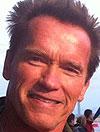 Obrázek k novince Arnolda nám seslalo nebe. Doslova.
