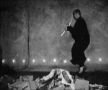 Jan Hus - mše za tři mrtvé muže