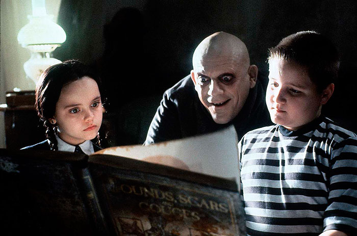 Rodina Addamsovcov (1991)