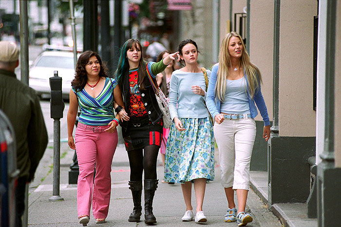 Sesterstvo putovných nohavíc (2005)