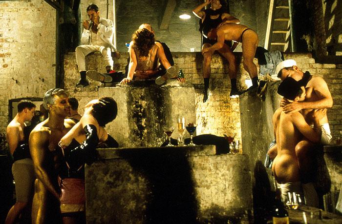 římský orgie film Marie mccray stříkat