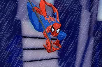Spiderman Spider Man Tv Serial 2003 Csfd Cz
