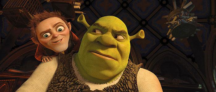 Shrek: Zvonec a koniec (2010)