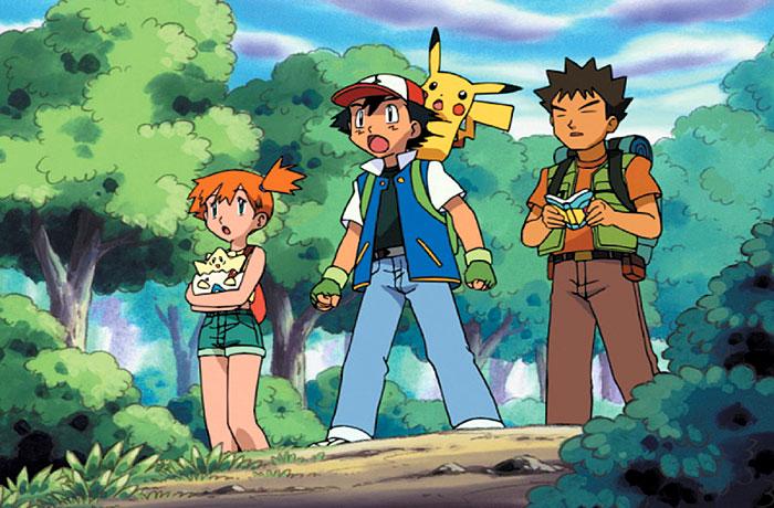 Pokémon. Prvý film – Najmocnejší pokémon (1998)
