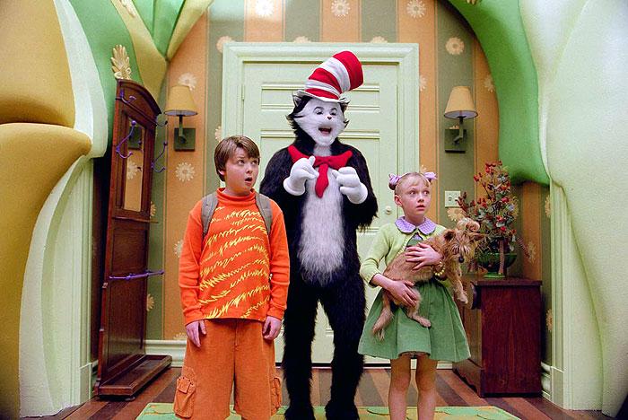 Kocúr v klobúku (2003)