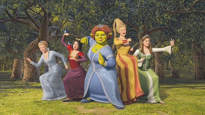 Shrek Tretí (2007)