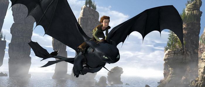 Ako vycvičiť draka (2010)